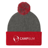 Camp Bum Original Beanie