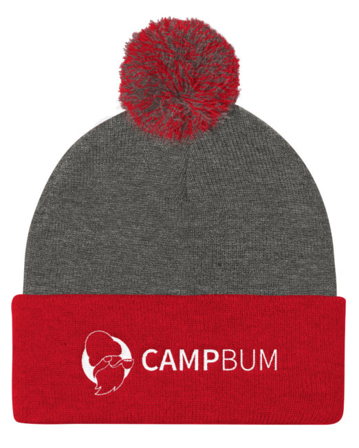 Camp Bum Original Beanie