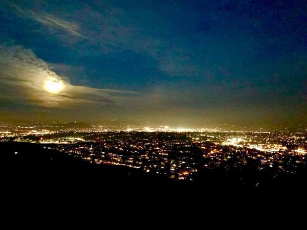 San Diego Night Views