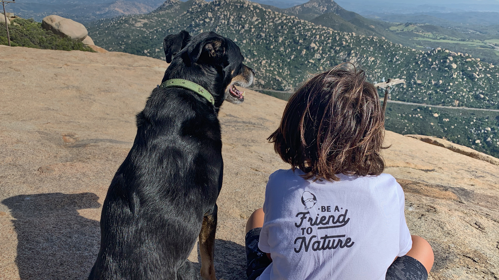 Friend to Nature | Camp Bum