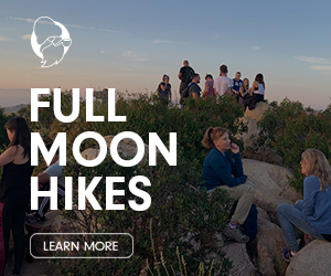 Full Moon Hikes in San Diego