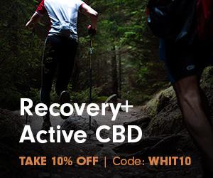 CBD for Mount Whitney Training