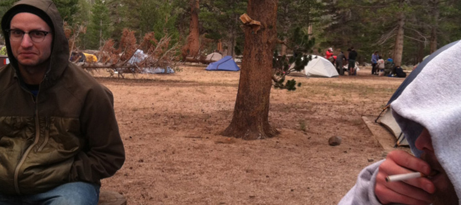 Horseshoe Meadows Camping