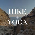 HIKE + YOGA - OCT. 6