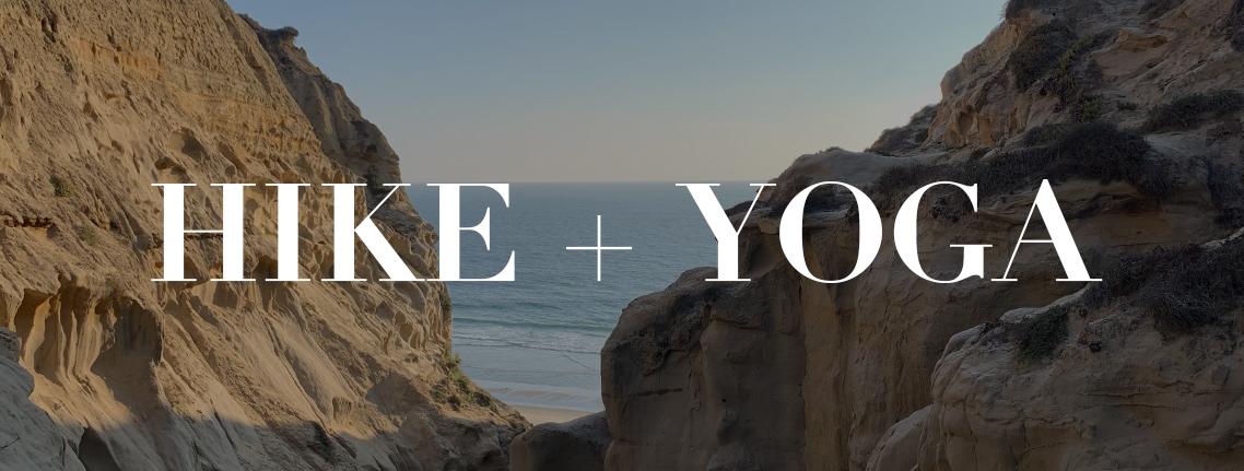 HIKE + YOGA - OCT. 20